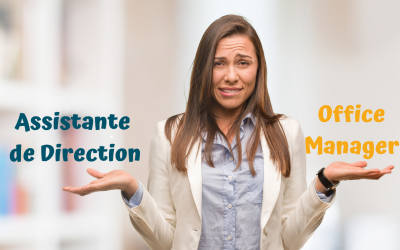 Assistante de direction VS Office Manager
